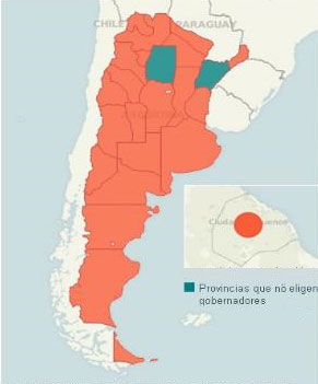 gobernadores 2019